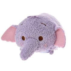 Lumpy Tsum Tsum in Disney Store Japan.
