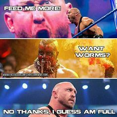 Lol WWE Ryback