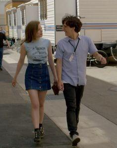 "Gillian Jacobs & Paul Rust in ""Love"""