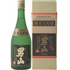 日本酒 北海道産地酒 男山 純米大吟醸 720ml【にほんしゅ】【北海道 土産】【楽天市場】