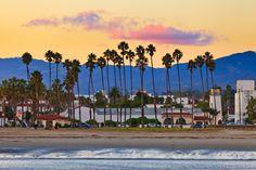 Santa Barbara is beautiful!