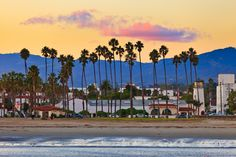 Santa Barbara is beautiful!