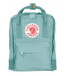 Fjallraven Kanken Mini Backpack Bag Sky Blue