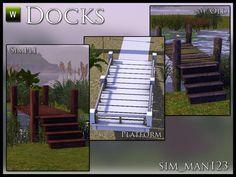 sim_man123's Docks