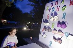 relay for life event ideas | ... Relay for Life event, and she hopes to do better this year. She