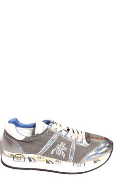 Grey Flannel Conny Sneakers from Premiata