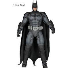 Batman Arkham Origins: Batman 1/4 Scale Action Figure   ToyZoo.com