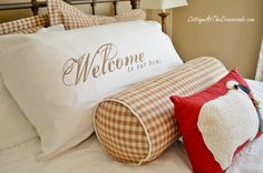 Christmas in the Guest Room   Cottage at the Crossroads