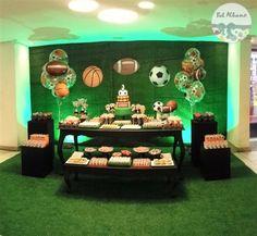 Festa Infantil | Festa de esportes para o Lucca | Belo Horizonte/MG