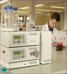 A manual injection IonQuest Ion Chromatography system