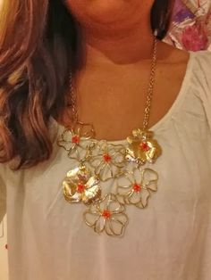 My statement necklace collection