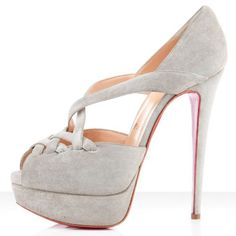 Louboutin Dame Korsett 150mm Wildleder Pumps Tutu0 #shoesforwomen