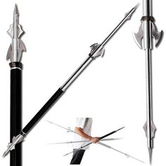 NorthStar Collectibles, retractable spear