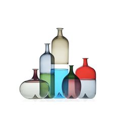 Tapio Wirkkala glass design. Нравится развитие формы в интерьере и люблю Wirkkala
