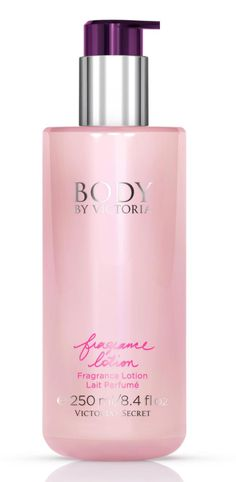 """Body by Victoria"" Victoria's Secret Fragrance Lotion"