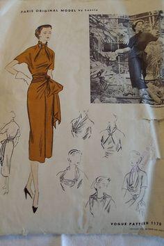 Vogue Paris Original 1170, Lanvin