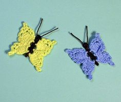 Another Lacy Butterfly for crafts and applique by PetalsnMore