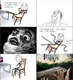 ive seen quite a few people do this. its hilarious!! this is the exact reason i dont do it!