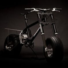 DEADSTAR 6   Bug Out Minibike - Acme Approved