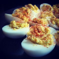 Deviled Eggs Habanero