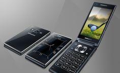 Samsung lance un smartphone haut de gamme à clapet