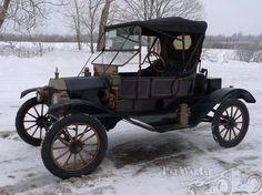 Ford Model T Torpedo 1911