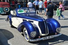 1930 Aero Special Roadster by Sodomka Classic Sports Cars, Classic Cars, Vintage Cars, Antique Cars, Motor Works, Classic Mercedes, Old Cars, Cars Motorcycles, Luxury Cars