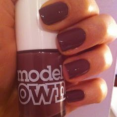 Models Own in Purple Ash (£5) available at www.modelsownit.com  Seche Vite top coat     http://moonflowermakeup.blogspot.co.uk/2012/01/year-of-nail-polish-no-3.html