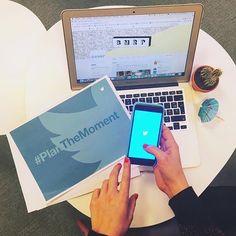 L'équipe digitale de BMRP est ravie de l'arrivée du calendrier #PlanTheMoment by Twitter !  #DigitalBMRP