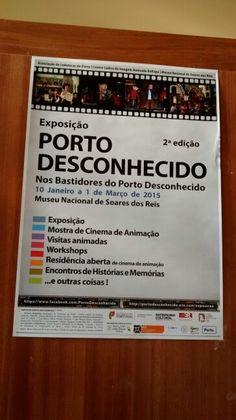 Exposição/ Porto - P T 2015