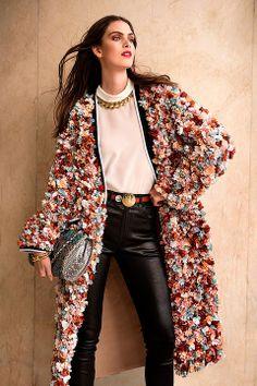 Kelly Talamas Carta de la directora Vogue Mexico abril 2014