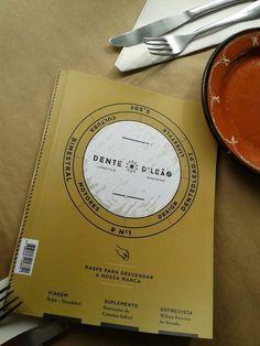 Dente D' Leao Magazine