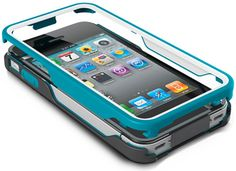 iSkin fuze: Case  for iPhone 4/4S