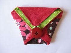Tout Faire Maison: Porte monnaie origami