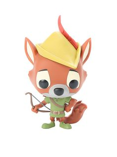 Funko Disney Robin Hood Pop! Robin Hood Vinyl Figure | Hot Topic