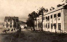 Ayazağa riding school, 1938
