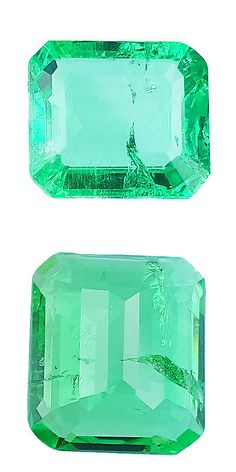 Lab-Created Emeralds 122956: Stunning 5.95 Ct Nice Lab Created Biron Colombian Light Green Color Gemstone BUY IT NOW ONLY: $190.0