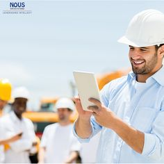Nous' enabled project managers of a construction project by building project management mobile application for smartphones and tablets using iOS, Windows and Android platforms..