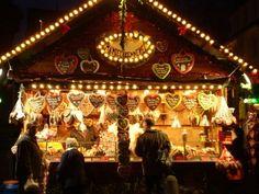 17th November Southampton German Christmas market opens, becoming a Christmas tradition.