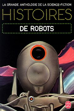 """Two fascinating book covers by Pierre Faucheux. The first is for a SciFi anthology about robots, and the second is called """"Portrait Harmonique de Fourier""""on beta knowledge by nicolas nova Science Fiction, Anthology Series, Art Graphique, End Of The World, Time Travel, Cover Art, Two By Two, Sci Fi, Knowledge"""