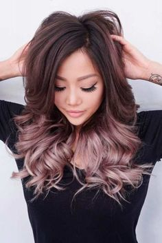 Dark Ombre Hair Ideas for Brunettes ★ See more: http://lovehairstyles.com/dark-ombre-hair/