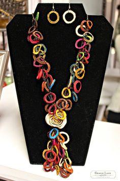 Colombian Girl Jewelry - inside Gracie Lane