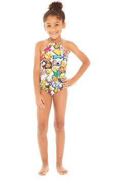 b81828ed89 Genuine Kids® from OshKosh Toddler Girls  Floral Print One Piece ...