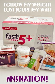 Nutrisystem Fast 5+ Overview