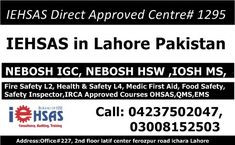 Httpsmoham1000wixsitehsetraininginkuwaitsingle post2018 iehsas is a leader in proving hse qualification like nebosh iosh fire safety fandeluxe Images