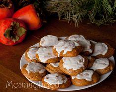 Gluten Free Persimmon Cookies