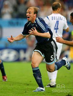 Resultado de imagen para ARGENTINA 0 HOLANDA 0 MUNDIAL 2006