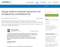 SEO: Google bestraft zwei weitere deutsche Linknetzwerke