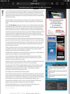 Polity.org.za, 8 July 2014
