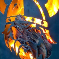 ndividueller Feuerkorb mit Wunschmotiv Wir fertigen - nur für Sie - nach Ihrer Vorlage oder eines von uns für Sie erstellten Motivs Ihre robuste Feuerschale, einen eleganten Feuerkorb oder eine rustikale Feuertonne - ganz nach Ihren Vorstellungen aus hochwertigem 4 mm Stahl.